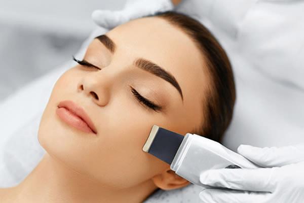 ultrassom da pele