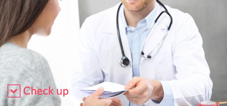check up médico